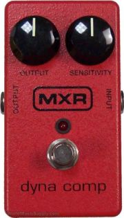 MXR Dyna-Comp Guitar Compression Pedal